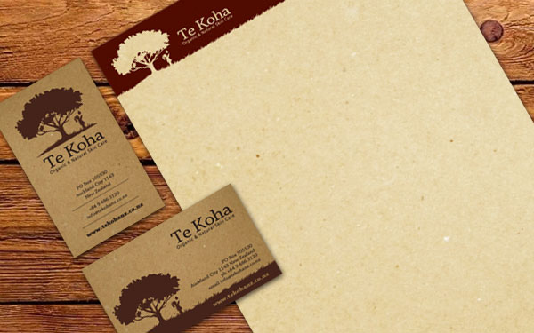 Branding Business Stationery